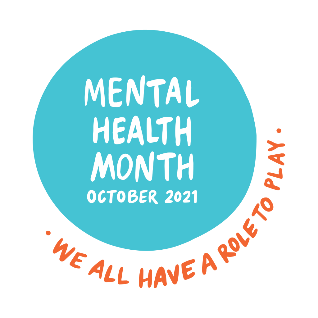Mental Health Month - October 2021