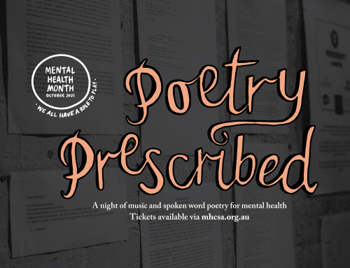 Award-winning MC announced for Poetry Prescribed 2021